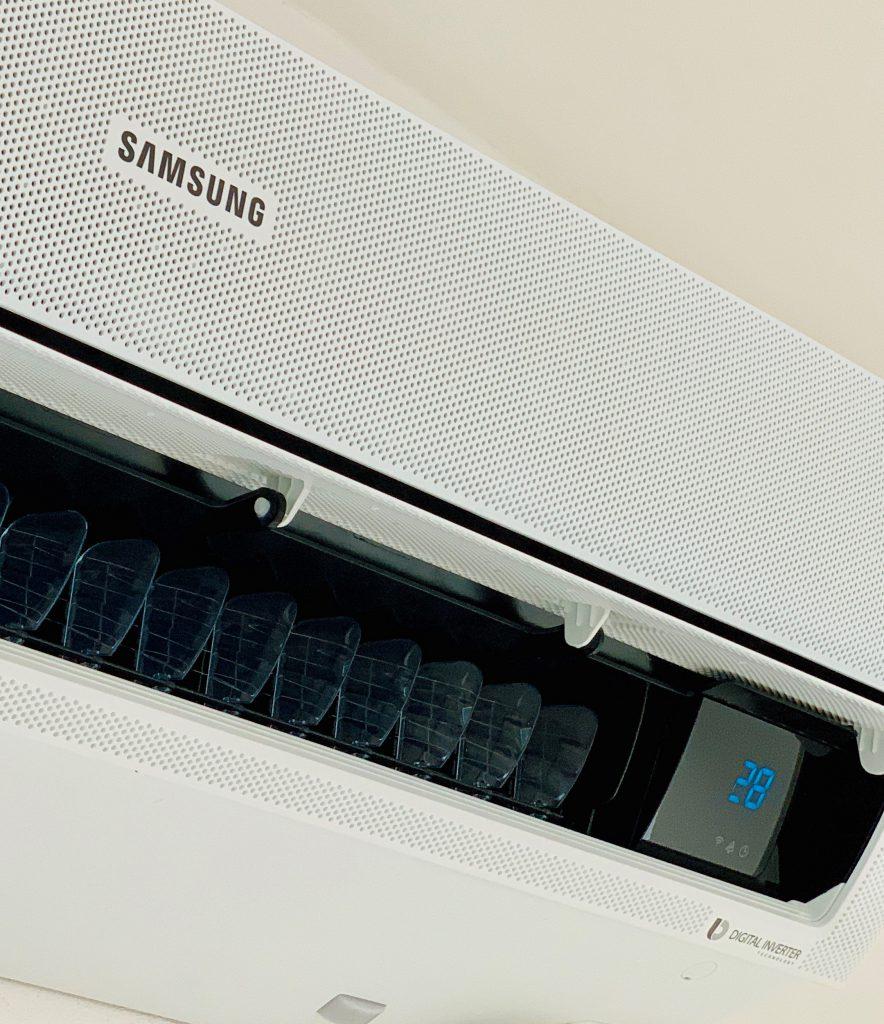 Wangerät Samsung in unserem Büro