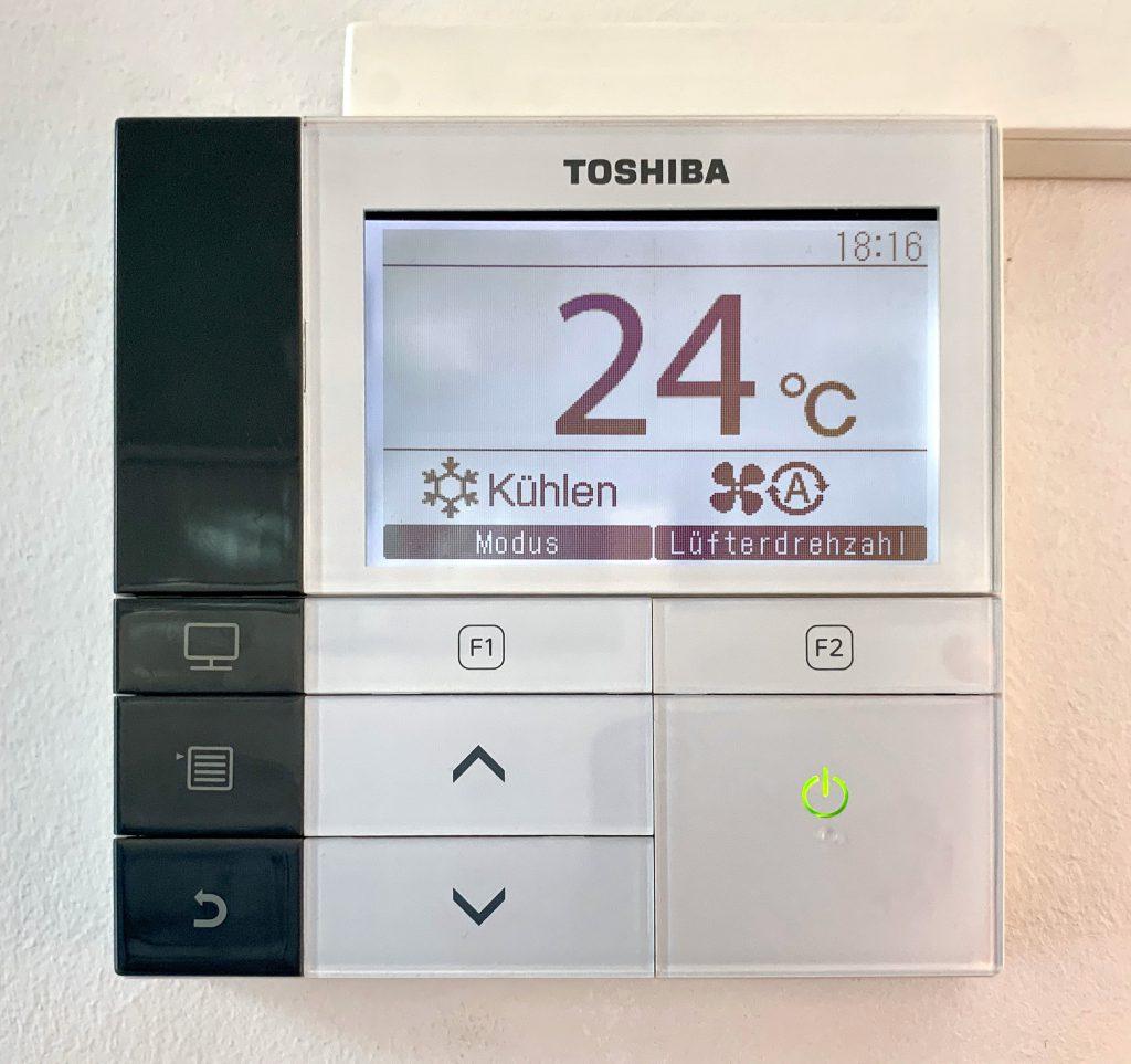 Kabelfernbedienung Toshiba