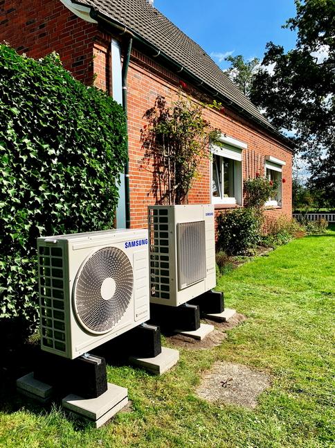 Klimaanlagen Montage in Ostfriesland