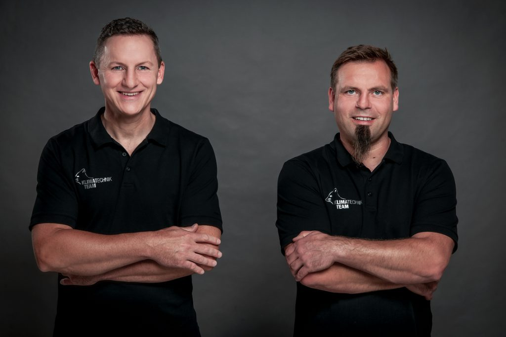 Team Stephan Kreft & Daniel Kocich